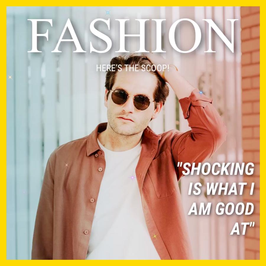 Fashion magazine - VIMORY: Photo Editing & Video Slideshow Making Template